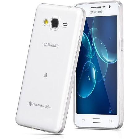 NEW'C Coque Compatible avec Samsung Galaxy Grand Prime (G530 ...