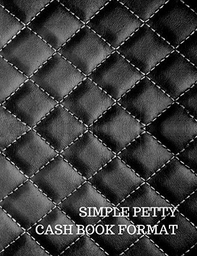 Simple Petty Cash Book Format