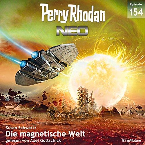 Die magnetische Welt (Perry Rhodan NEO 154) Titelbild