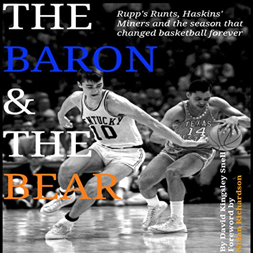 The Baron and the Bear audiobook cover art