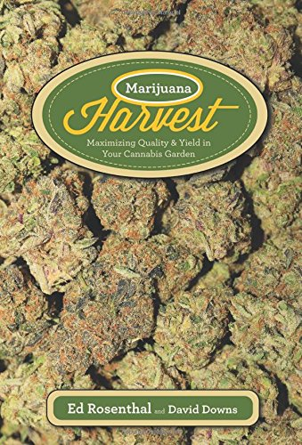 Marijuana Harvest: Maximize Quality and Yield in Your Cannabis Garden: How to Maximize Quality and Yield in Your Cannabis Garden