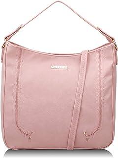 Caprese Kushi Women's Satchel (Soft Pink)