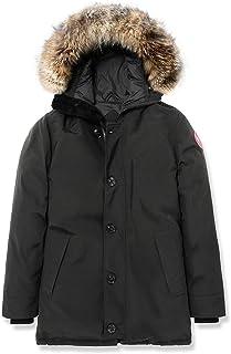 Sサイズ CANADA GOOSE JASPER ブラック 黒 サザビーリーグ 2019AW 国内正規品 S カナダグース ジャスパー ダウンジャケット