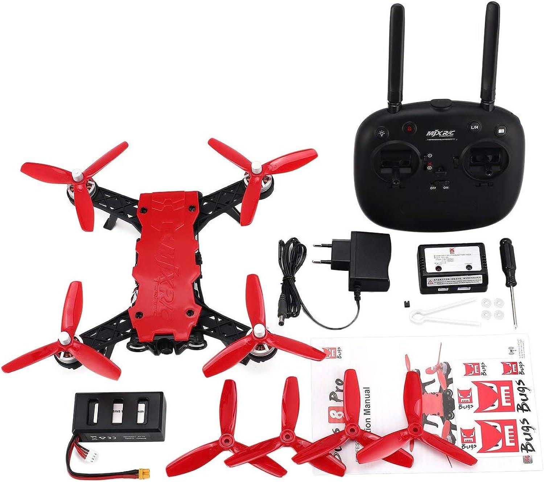 Tree-on-Life MJX Bugs 8 Pro B8 PRO Brushless Motor RC Racing Drohne Quadcopter UAV mit 5,8 G HD 720 P FPV Echtzeitkamera Hohe Geschwindigkeit