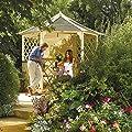Rowlinsons Gainsborough Wooden Gazebo OGD058