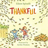 Thanksgiving Day Activities, Thankful book