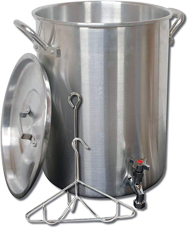King Kooker 30PKSP 30 Quart Aluminum Stock Pot