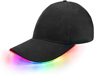 glow in the dark fitted hats