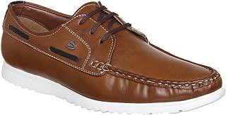 Duke Men Tan Coloured Casual Shoes