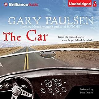 The Car audiobook cover art