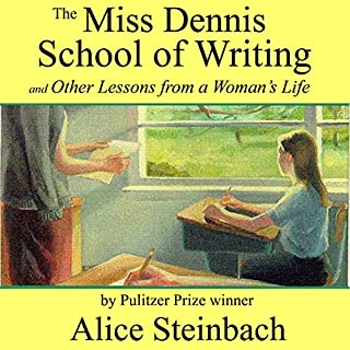 The Miss Dennis School of Writing audiobook cover art