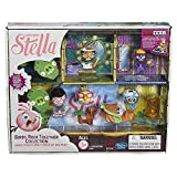 Angry Birds Stella Telepods Birds Rock Together Figure Collection [Stella, Poppy, Willow, Gale, & Dahlia] by Hasbro