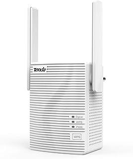Tenda Repeater 750MBit/s WiFi Verstärker Extender Booster Signal Netzwerk San Doppelter Draht, Antennen (A15)