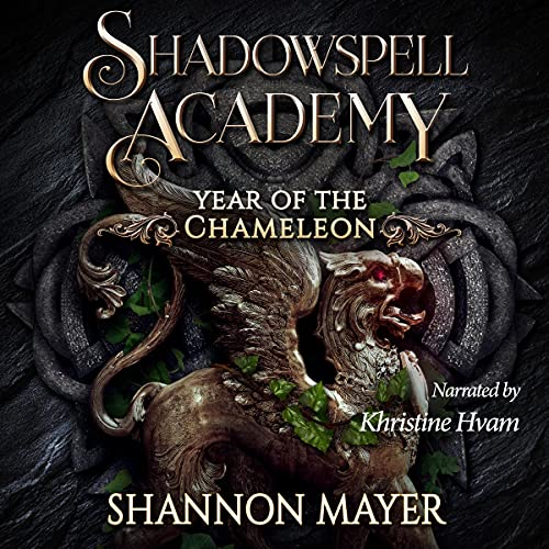 Shadowspell Academy Audiobook By Shannon Mayer cover art