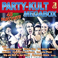 Die Party-Kult-Megabox (Ltd.Edt.)