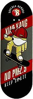 SOLDIERBAR Fan Team 9.0 Bamboo Finger Skateboards (Deck,Truck,Wheel Set for PRO) xiaoyang II