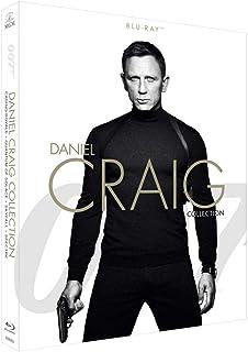 007 - Daniel Craig Collection (4 Blu-Ray) [Italia] [Blu-ray]