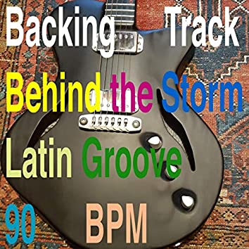 Backing Track Behind The Storm