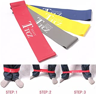 GOUWEI Elastic Tension Resistance Band Weight Loss Product