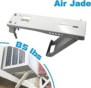 Air Jade Universal AC Window Air Conditioner Bracket, 85lbs, Designed 5,000 to 12,000 BTU Sized Small Unit, Light Duty Support Brackets (S)