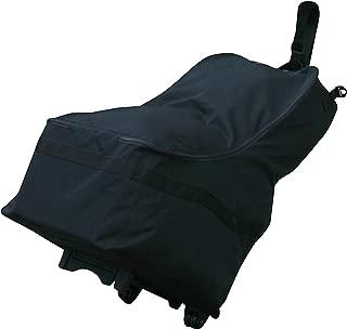 Wheelie Car Seat Travel Bag, Black