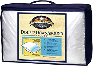 Pacific Coast Double Down Around Set (2 Pillows) Queen
