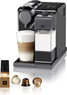 Nespresso F521 Lattissima Touch, Siyah