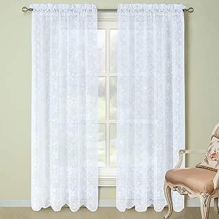 Best window lace curtains spotlight Reviews