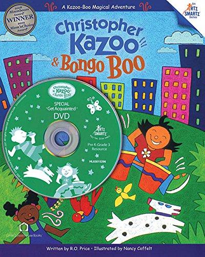 Christopher Kazoo & Bongo Boo - Get Acquainted Offer: Value-Packed Introduction to Kazoo-Boo (Kazoo-boo Magical Adventure)
