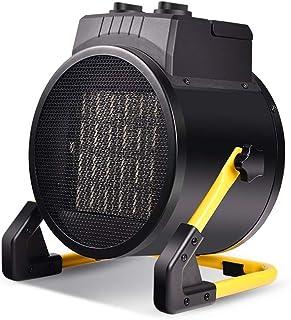 MAHZONG Radiador eléctrico Calentadores industriales, ahorro de energía de ahorro de energía comercial del Ministerio del Interior de baño Calefacción rápido calentamiento con -3000w función de la tem