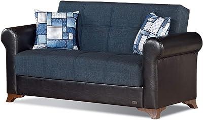 Amazon.com: Muebles de América Alexa modernos Love Asiento ...