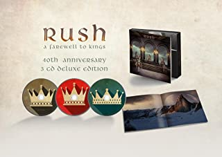 Farewell To Kings (3 Cd/40Th Anniversary Edition)