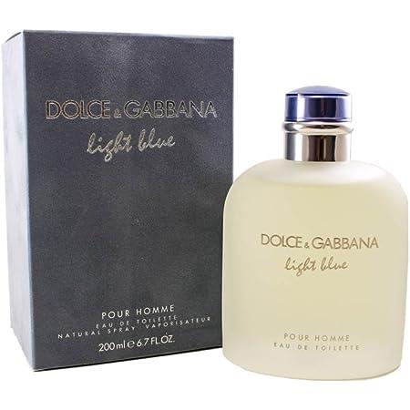 Dolce Gabbana Light Blue Eau De Toilette Spray For Men 6 6 Fl Oz Dolce Gabbana Beauty