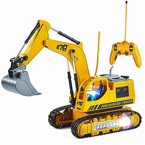 Radio Control Construction Equipment: Amazon com
