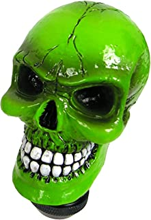 Custom Accessories 23179 Green Skull Gear Shift Knob