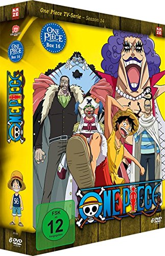 One Piece - TV Serie - Vol. 16 - [DVD]