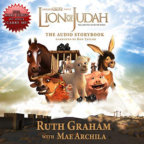 The Lion of Judah audiobook cover art