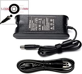 19.5V 4.62A Ac Adapter Battery Charger For Dell Inspiron E1505 E1705 1150 6000 6400 8500 9300 300M 510M 630M, Latitude D520 D600 D610 D620 D630 D810 D820 Power Supply Cord