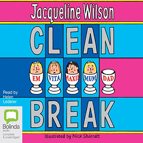 Clean Break  cover art