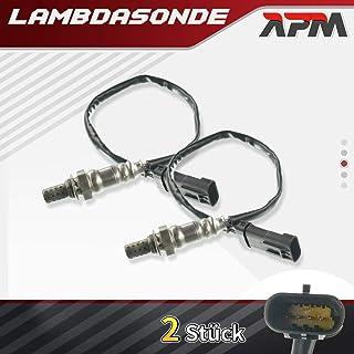 2x Lambdasonde Regelsonde Diagnosesonde für Clio III Kangoo Twingo II Wind KR0/1 CR0/1 F/JP0 CN0 E4M 1.2L 2006-2018 250-24585