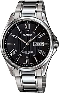 Casio Casual Watch Analog Display for Men MTP-1384D-1AVDF