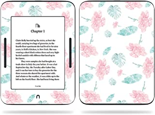 MightySkins Skin Compatible with Barnes & Noble Nook GlowLight 3 (2017) - Paper Flowers | Protective, Durable, and Unique Vinyl Decal wrap Cover | Easy to Apply, Remove | Made in The USA