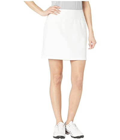 adidas Golf Adistar Pull On 16 Skort (White) Women