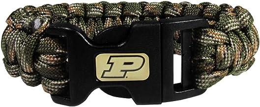 NCAA unisex Camo Survivor Bracelet