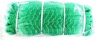 Running Water Nylon Fishing Net Green Color 0.35mm 100md 100 Meter