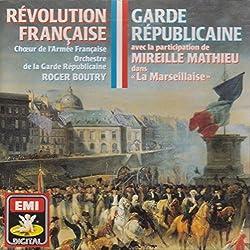 Révolution française / Garde Republicaine