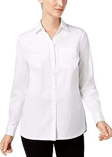 Charter Club Petite Shirt Cc Pink Savvy 2P