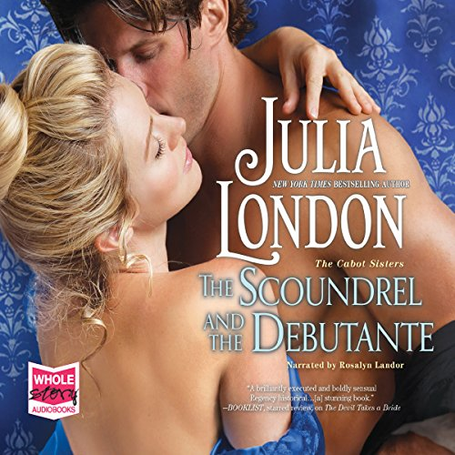 The Scoundrel and the Debutante cover art