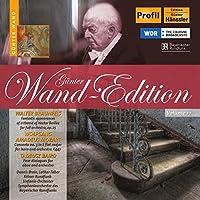 モーツァルト:ホルン協奏曲第3番 他 (Gunter Wand Edition Vol. 17