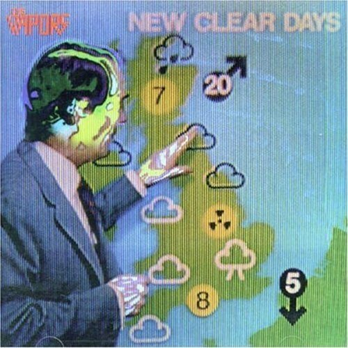 New Clear Days by Vapors Import edition (2006) Audio CD